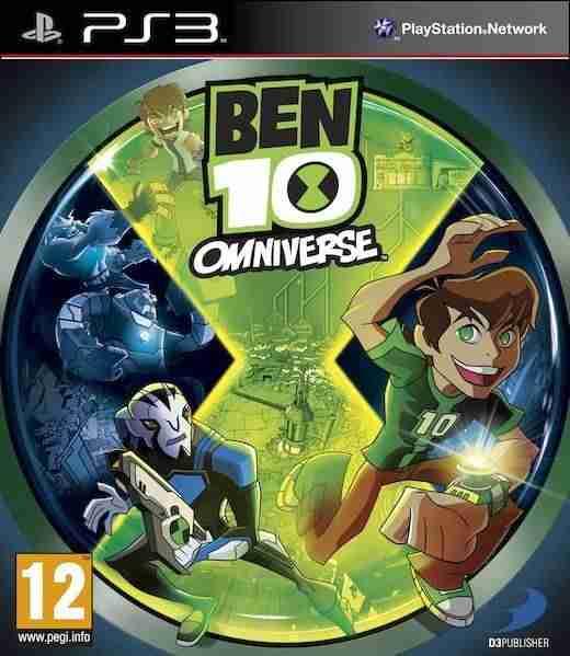Descargar Ben 10 Omniverse [English][Region Free][FW 4.3x][dumpTruck] por Torrent